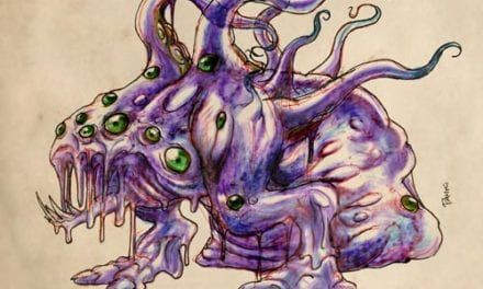 Lovecraft Baby by Joshua Medsker