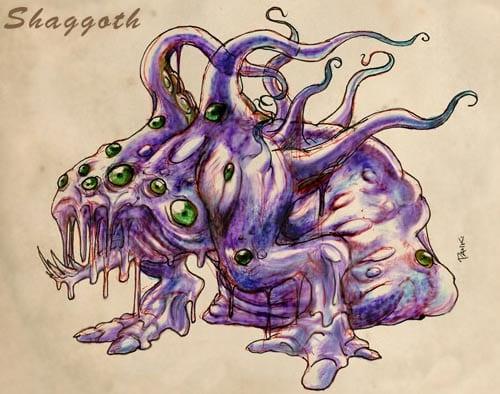 Lovecraft Baby by Joshua Medsker