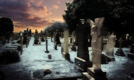 Graveyard Polka by B. C. Nance