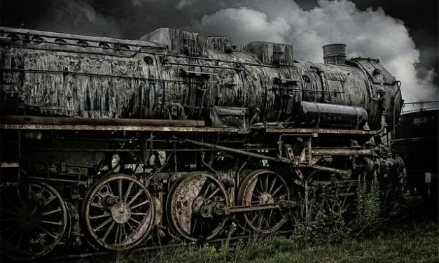 The Old Trainby Joseph J. Kozma