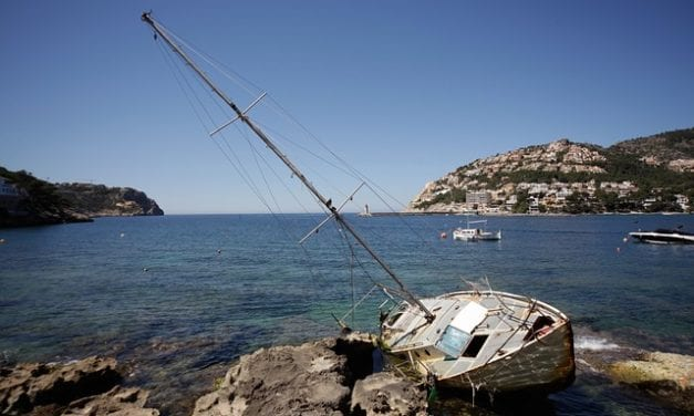 Shipwreck by David Pring-Mill